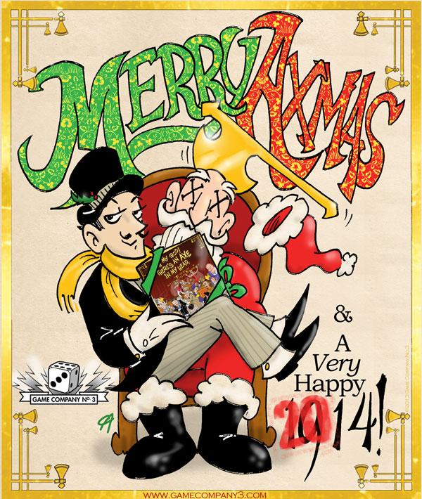 Merry Axmas